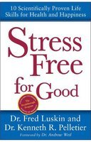 Stress Free for Good book